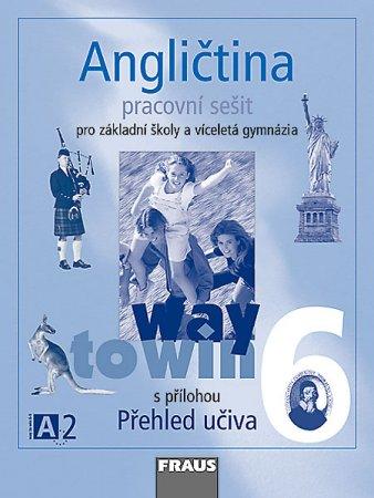 Angličtina 6 Way to Win - Pracovní sešit - Betáková L.,Dvořáková K. - A4