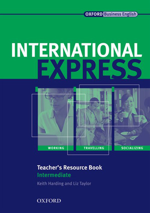 International Express intermediate NEW Teachers Book + CD - Harding K.,Taylor L. - A4, kroužková vazba