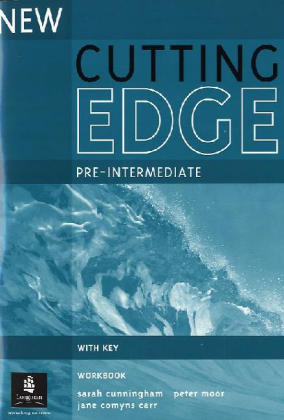 New Cutting Edge pre-intermediate Workbook with key - Cunningham, S.,Moor P.,Carr J.C.