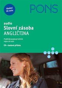 Angličtina-Slovní zásoba - audio CD