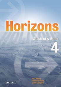 Horizons 4 Students Book