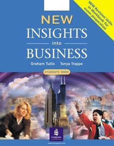 New Insights into Business Students Book New Revision