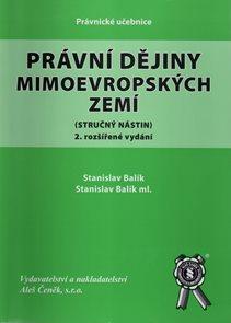 Právní dějiny mimoevropských zemí 2.vydání