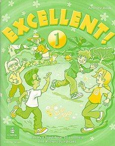 Excellent ! 1 - Activity Book