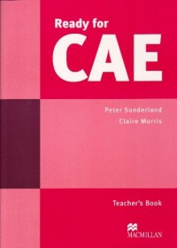Ready for CAE Teachers Book