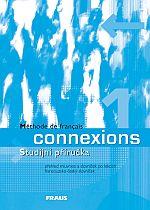 Connexions 1 studijní příručka - Haiderová Jana - A5, brožovaná