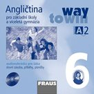 Angličtina 6 Way to Win - audio CD k učebnici