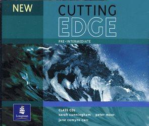 New Cutting Edge pre-intermediate class CDs