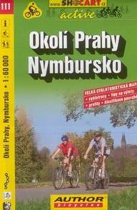 Okolí Prahy - Nymbursko - cyklo SH111 - 1:60t