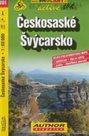Českosaské Švýcarsko - cyklo Shc101 - 1:60t