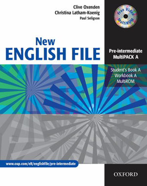 New English File pre-intermediate Multipack A - Oxenden C.,Latham-Koenig Ch.,Seligson P.