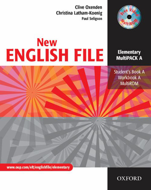 New English File elementary Multipack A - Oxenden C.,Latham-Koenig Ch.,Seligson P.