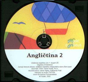 Angličtina 2 pro 1.stupeň ZŠ - audio CD