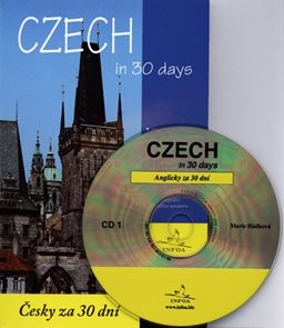 Czech in 30 days + Audio CD /2ks/