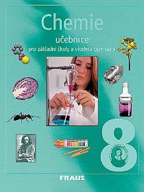 Chemie 8.r.ZŠ a víceletá gymnázia - učebnice - Škoda J.,Doulík P. - A4, brožovaná