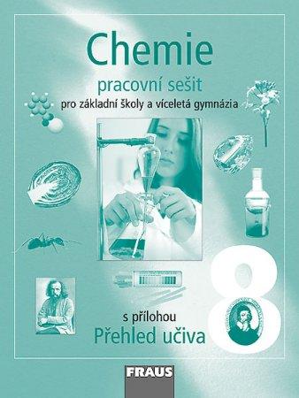 Chemie 8.r.ZŠ a víceletá gymnázia - pracovní sešit - Pánek,Doulík,Škoda - A4, brožovaná