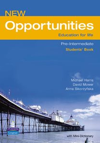 New Opportunities Pre-intermediate Students Book