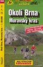 Okolí Brna - Moravský kras - cyklo SHc144 - 1:60t