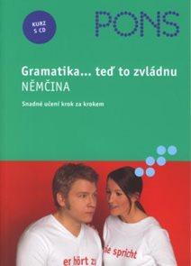 Gramatika...teď to zvládnu - Němčina  + audio CD