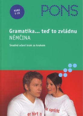 Gramatika...teď to zvládnu - Němčina + audio CD - Plisch de Vega S.,Grzesiak A. - A5, brožovaná