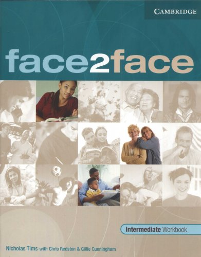 Face2face Intermediate Workbook - Tims N.,Redston Ch.,Cunningham G.