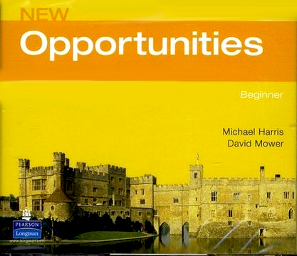 New Opportunities Beginner Class CD /3/ - Harris M.,Mower D.
