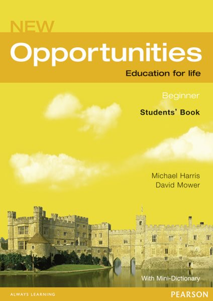 New Opportunities Beginner Students Book - Harris M.,Mower D.