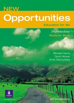 New Opportunities Intermediate Students Book - Harris M.,Mower D.,Sikorzyňska