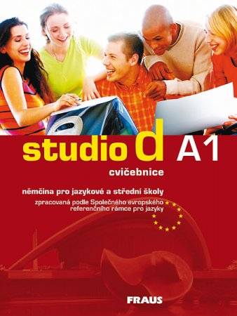 Studio d A1 němčina pro JŠ a SŠ-cvičebnice - Funk,Niemann,Kim