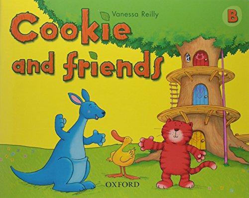 Cookie and Friends B - Class Book - Reily Vanessa, Sleva 25%