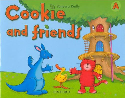 Cookie and Friends A - učebnice - Reilly Vanessa