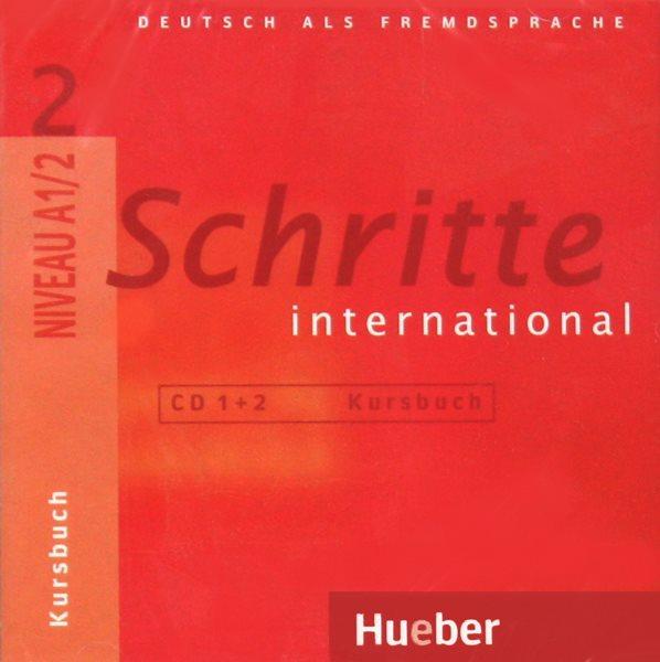 Schritte international 2 audio CD zum Kursbuch (2)
