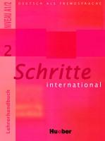 Schritte international 2 Lehrerhandbuch - Klimaszyk P.,Krämer-Kienle I.