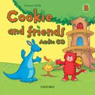 Cookie and Friends B - audio CD