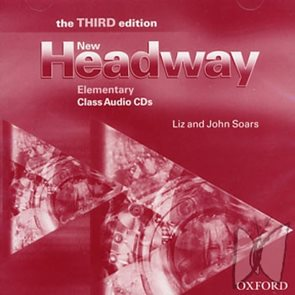 New Headway elementary Third Edition class audio CDs /2/