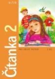 Čítanka 2.r. 1. edice (měkká vazba) - A5, brožovaná