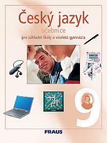 Český jazyk 9.r. ZŠ a víceletá gymnázia-učebnice