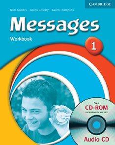Messages 1 Workbook + CD
