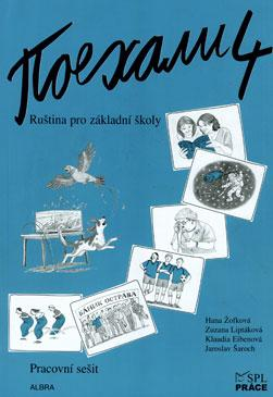 Pojechali 4 - pracovní sešit - Žofková,Liptáková,Eibenová,Šaroch - A4, brožovaná