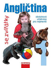 Angličtina se zvířátky 1 - učebnice