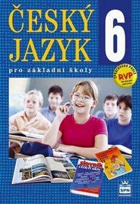 Český jazyk pro 6. ročník základní školy - učebnice