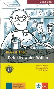 Detektiv wider Willen + CD