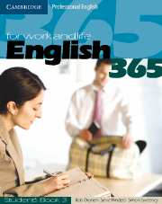 English 365 Level 3 Students Book