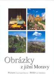 Obrázky z jižní Moravy + DVD - ohlé rohy, špinavá obálka