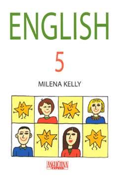 English 5 - učebnice pro 5.třídu - Kelly Milena, Sleva 30%