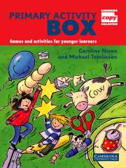 Primary Activity Box - Book and Audio CD