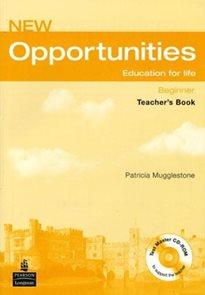 New Opportunities Beginner TB + CD