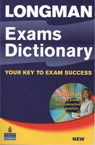 Longman Exams Dictionary + CD
