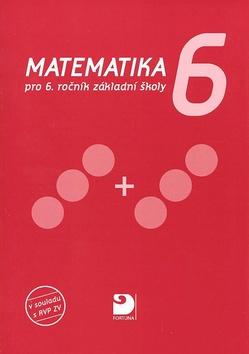 Matematika pro 6.r. ZŠ - Coufalová J.,Pěchoučková Š.,Lávička M. - A5, brožovaná