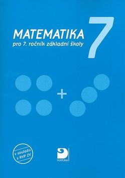 Matematika pro 7.r. ZŠ - Coufalová J.,Pěchoučková Š.,Hejl J. - A5, brožovaná